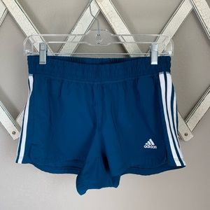 Adidas Women's Small Blue Athletic Shorts